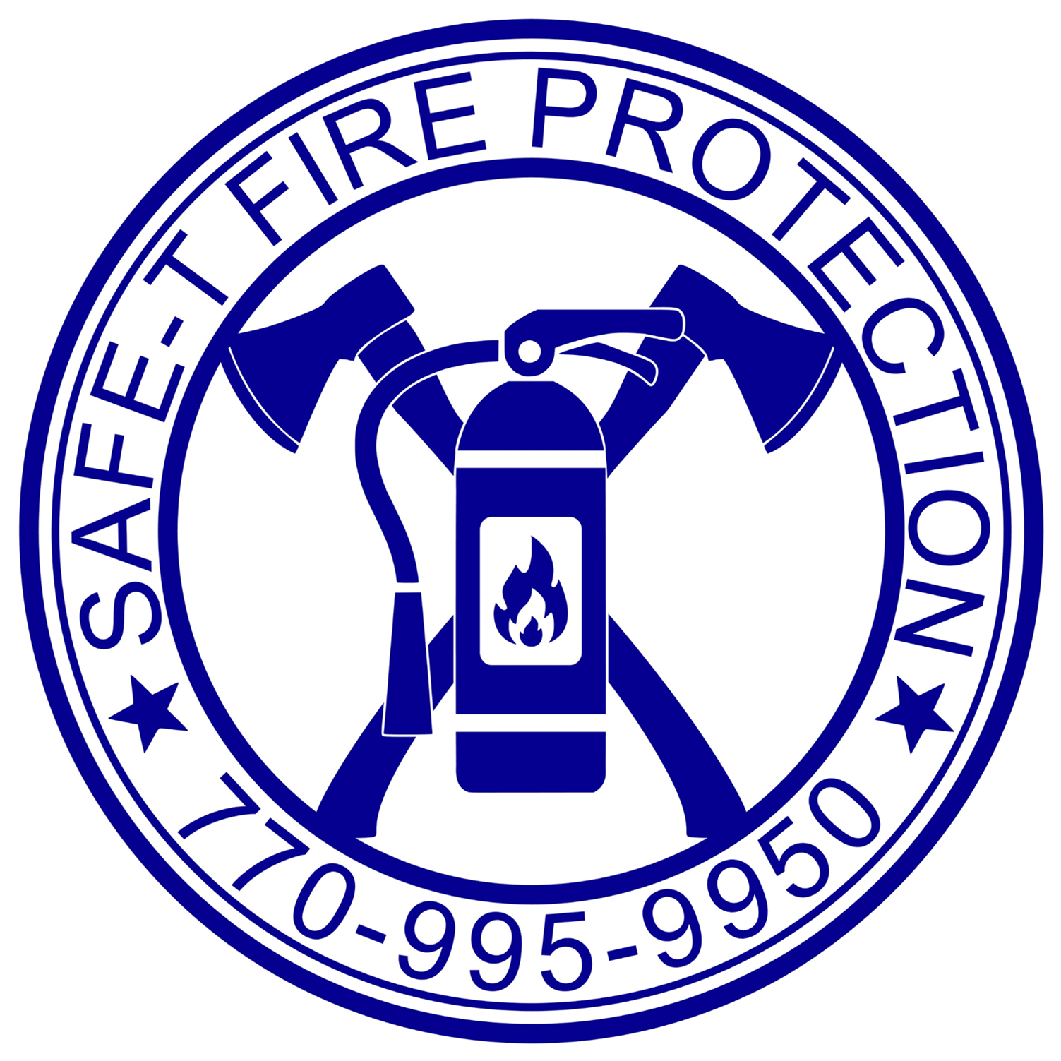 Logo Safe-T Fire Protection